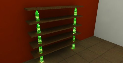 Arjun_rathi_devika_chitnis_champagne_bottle_shelves_1
