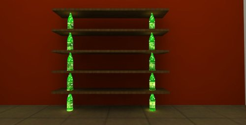 Arjun_rathi_devika_chitnis_champagne_bottle_shelves_2
