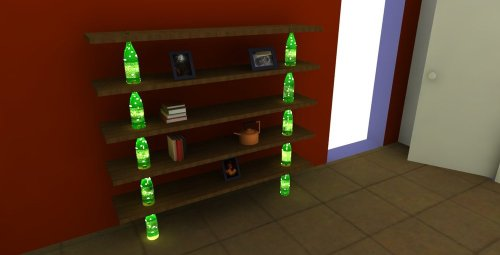 Arjun_rathi_devika_chitnis_champagne_bottle_shelves_3