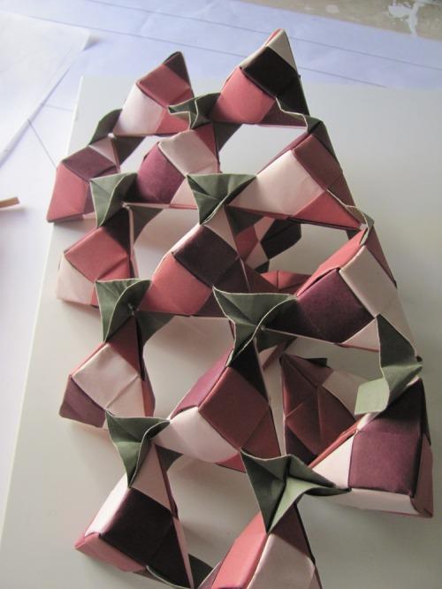 Arjun_rathi_origami_cafe_false_ceiling_prototype_1