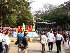 Arjun_rathi_cellular_fission_kalaghoda_arts_festival_origami_tetrahedrons_4
