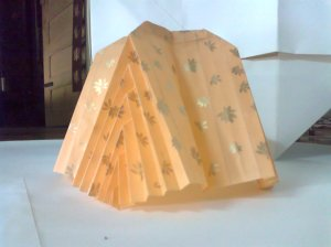 Arjun Rathi Origami Temple 2