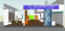 Arjun Rathi C Bhogilal Westend Exhibition Stall Acetech Render 3