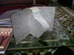 Arjun Rathi Kankotri Writing Ceremony Installation Origami Paper Folding Book Process 4