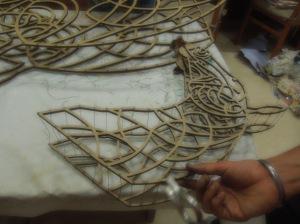 Arjun Rathi Mekong Installation Year of the Horse Palladium Hotel Process 3