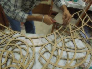 Arjun Rathi Mekong Installation Year of the Horse Palladium Hotel Process 4