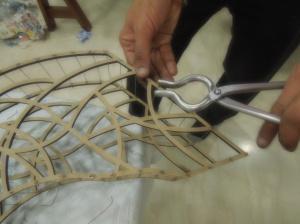 Arjun Rathi Mekong Installation Year of the Horse Palladium Hotel Process 5