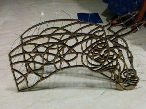 Arjun Rathi Mekong Installation Year of the Horse Palladium Hotel Process 6
