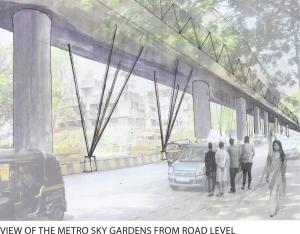 Arjun Rathi Metro Sky Gardens Mumbai View 2