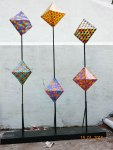 Arjun Rathi - We are Beings of Light - Story of LForm 4 - Heart Chakra - Sacred Geometry Pattern Lanterns