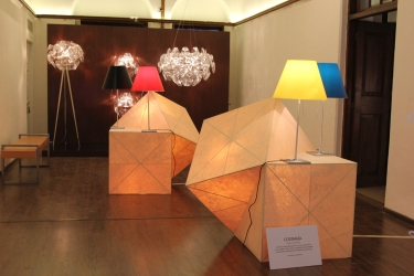 Arjun Rathi Elle Decor Luce Plan Showcase Coztanza Lamp Pedestal 2